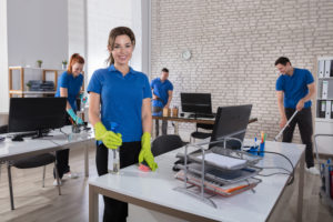 janitorial service team about us